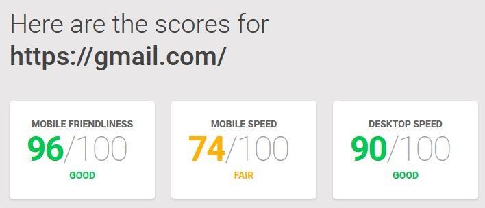 Google проваливает собственные тесты