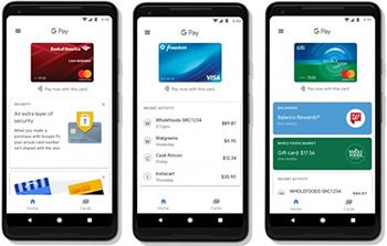 Google выкатил Google Pay