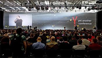 Конференция Яндекса YAC-2018