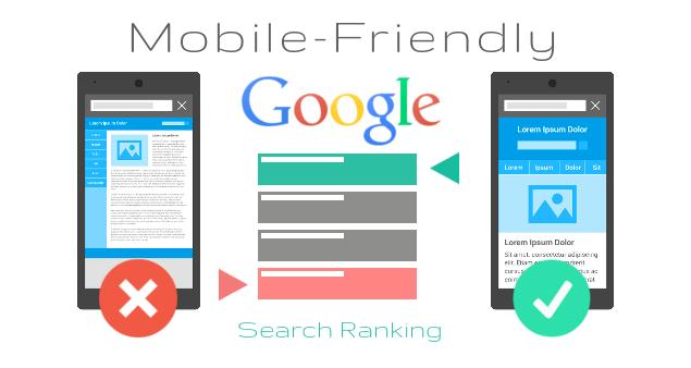 Апдейт mobile-friendly Google